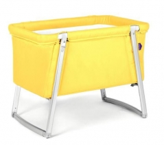 ������� ���������� BabyHome Dream little cot, ���� Yellow